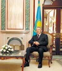 Новости: Н. Назарбаев предложил госчиновникам добровольно вернуть государству незаконно приобретенные земли
