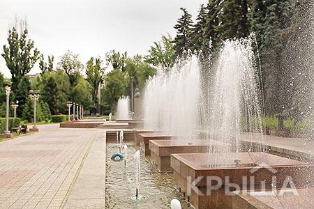 Новости: Акимат объявил конкурс по улучшению Алматы