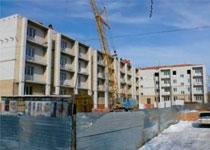 Новости: Новый микрорайон вУральске