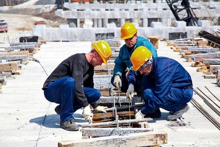 Новости: Бизнес голосует за объединение строителей