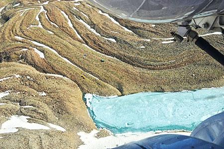 Новости: В горах Алматы опорожнили моренные озёра