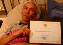 Новости: В Актобе неизвестный спонсор подарил квартиру ветерану афганской войны