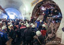 Новости: В Алматинском метрополитене состоялась сбойка тоннеля