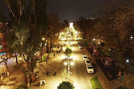 Статьи: В каких районах Алматы появится своя Панфилова