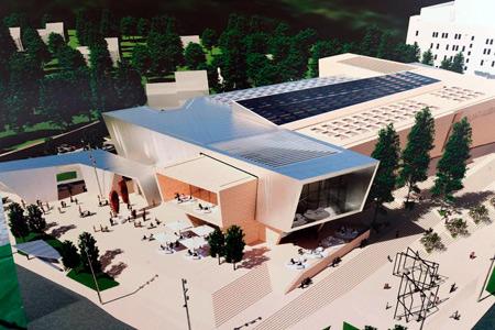 Новости: ВАлматы построят Музей современного искусства