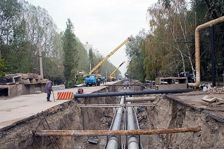 Новости: Алматы почти готов к отопительному сезону
