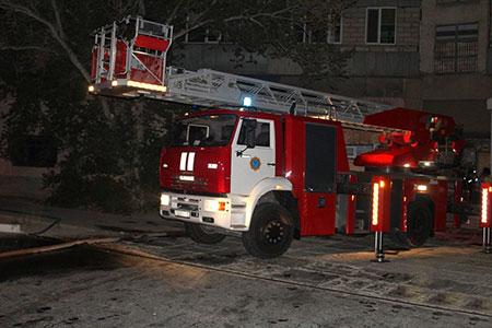 Новости: В высотном доме взорвался газовый баллон