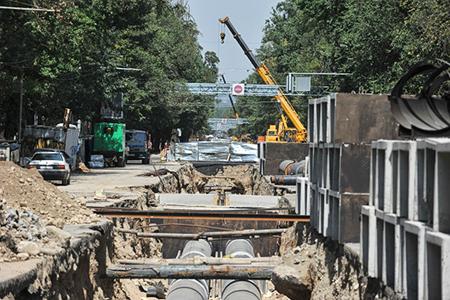 Новости: Канализацию в Алматы починили только на бумаге