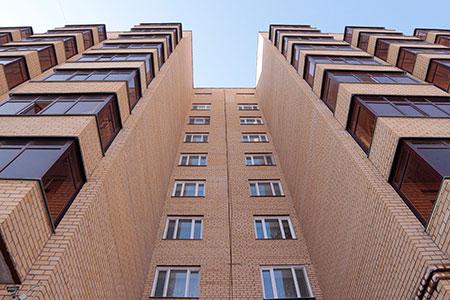 Новости: Затри месяца вРК ввели более 25000 квартир