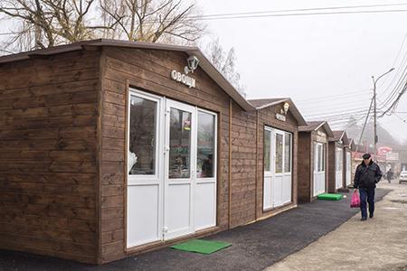 Новости: В отдалённых районах Алматы появятся новые киоски