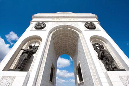 Новости: В Астане готовят проект реконструкции Триумфальной арки