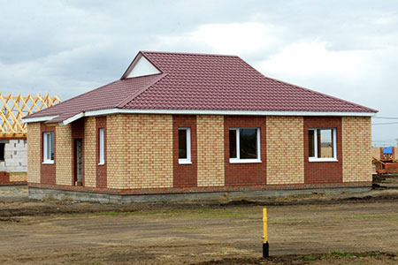 Новости: ВАлматинской области построят 48таунхаусов погоспрограмме
