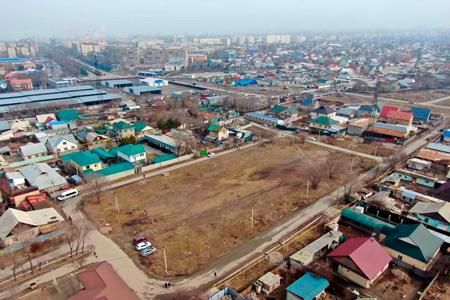Новости: ВАлматы вместо общежития построят детский сад иплощадки