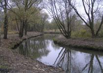 Новости: ВАлматы готовится техника для очистки русел рек