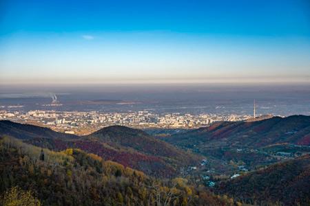 Новости: Названы городаРК ссамым загрязнённым воздухом