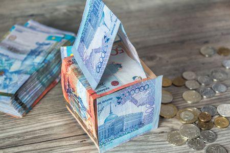 Новости: Назван средний размер платежа по ипотеке в РК
