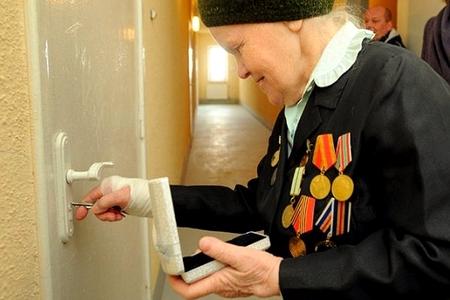 Новости: Более 20 ветеранов до сих пор стоят в очереди на жильё
