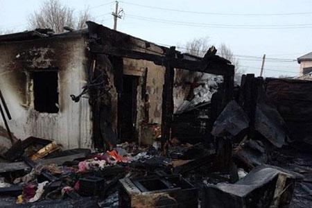 Новости: Сагинтаев дал поручение после гибели пятерых детей вовремяпожара