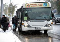 Новости: Астана: маршрут автобуса №8 продлён до спецЦОНа