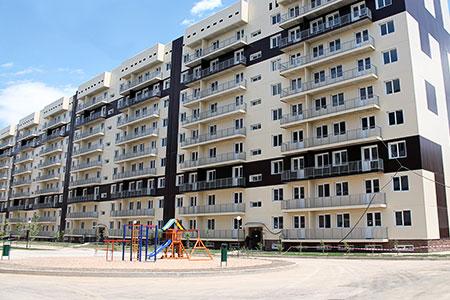 Новости: Очередникам акимата дадут один день для выбора квартир
