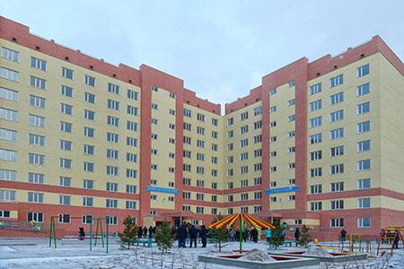 Новости: Новую программу по обеспечению служебным жильём разрабатывают в Астане