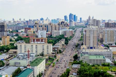 Новости: Платные улицы могут появиться в Астане