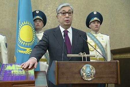 Новости: Президент РКТокаев предложил переименовать Астану вНурсултан