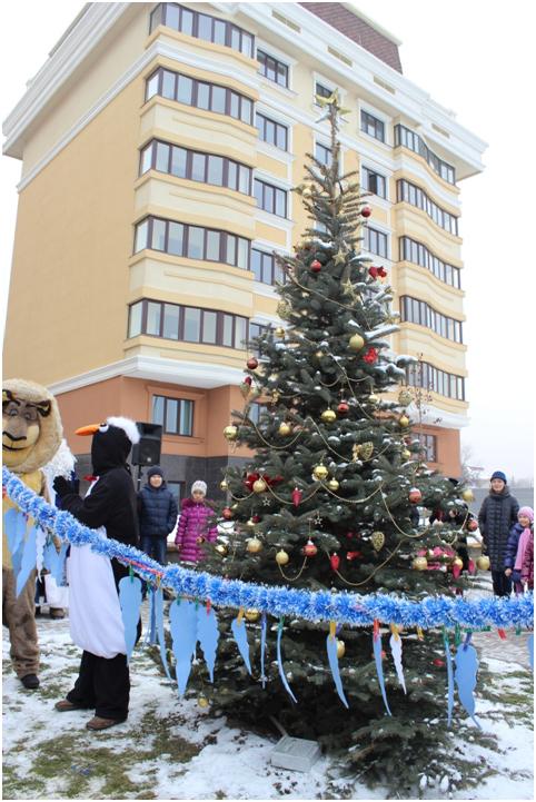 Статьи: Kusto Group поздравляет новосёлов с наступающим Новым 2014 годом!