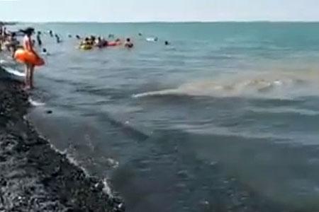 Новости: Вместе слива грязной воды вАлаколе втри раза превышено содержание фторидов ихлоридов