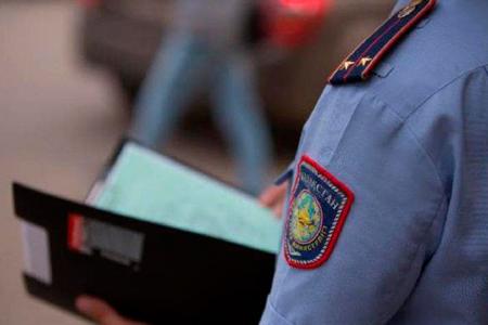 Новости: ВАлматы станет больше полицейских