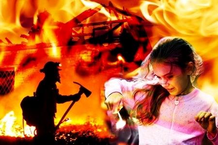 Новости: Рядового наградили за отвагу на пожаре
