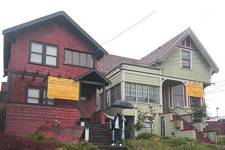 Новости: Два исторических дома продают за $2