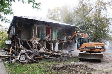 Новости: Астана: жильцы развалюх переедут на левый берег