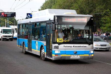 Автобусные парки выигрывают у такси борьбу за пассажиров