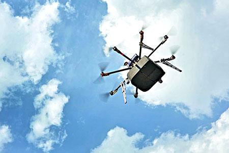 Новости: Заполёт дрона над EXPO можно получить штраф 45тысяч тенге