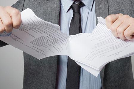 Новости: Вкаких случаях можно расторгнуть ипотечный договор