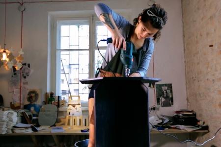 Новости: Как сделать стильный табурет своими руками зачас
