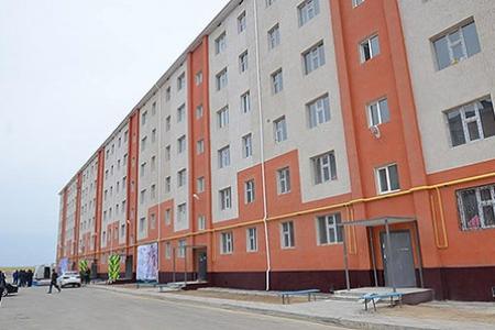 Новости: Доступное жильё впервые выдали жителям Актау иАктобе