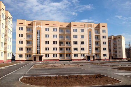 Новости: Очередникам вАлматы выделят более 1400 арендных квартир