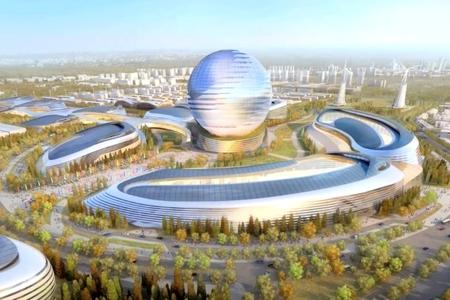 Новости: EXPO: выставочный комплекс могут сдать раньше