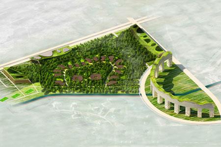 Новости: Представлена концепция развития технопарка «Ишим» вАстане