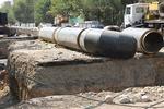 Новости: В Алматы проложили рекордное количество труб
