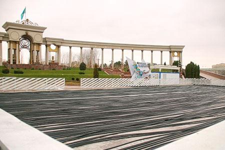 Новости: В Алматы откроют бесплатные ледовые катки
