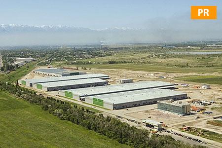 Статьи: Вырос спрос на земли в индустриальных парках?!