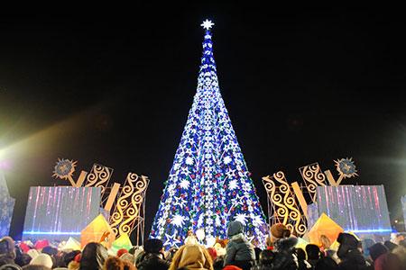 Новости: Астанчан пригласили встретить Новый год наEXPO