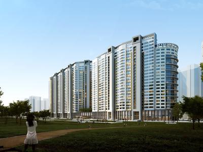 Жилой комплекс Highvill Ishim в Астана