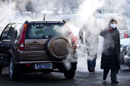 Новости: Давайте «пылесосить» воздух!