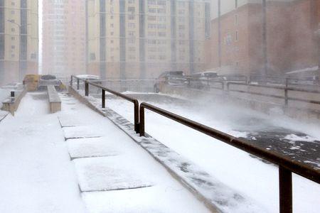 Новости: Столицу засыпает снегом