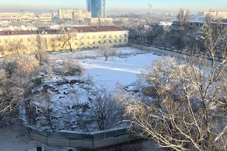 Новости: Построятли ЖКнаТулебаева– Богенбай батыра вАлматы