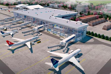 Новости: Терминал аэропорта Алматы: назначены общественные слушания